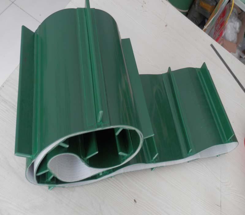 输送带加挡块PVC