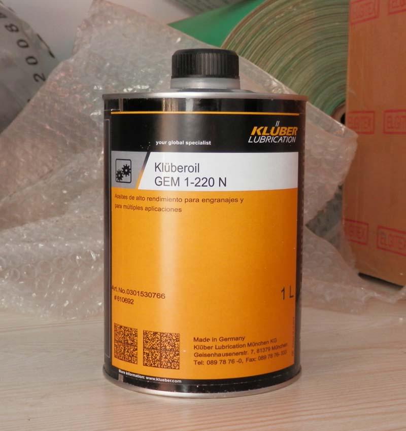 德国进口克鲁勃油脂GEM1-220N