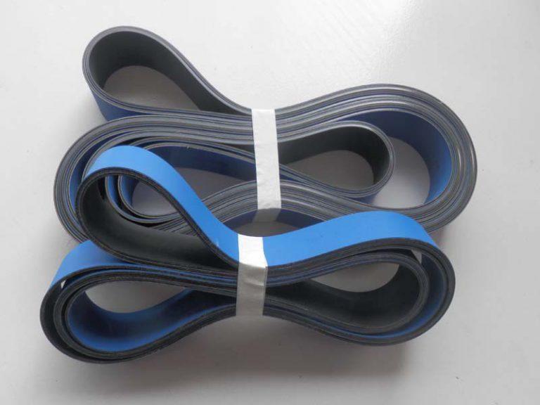 防静电片基带聚氨酯龙带平皮带
