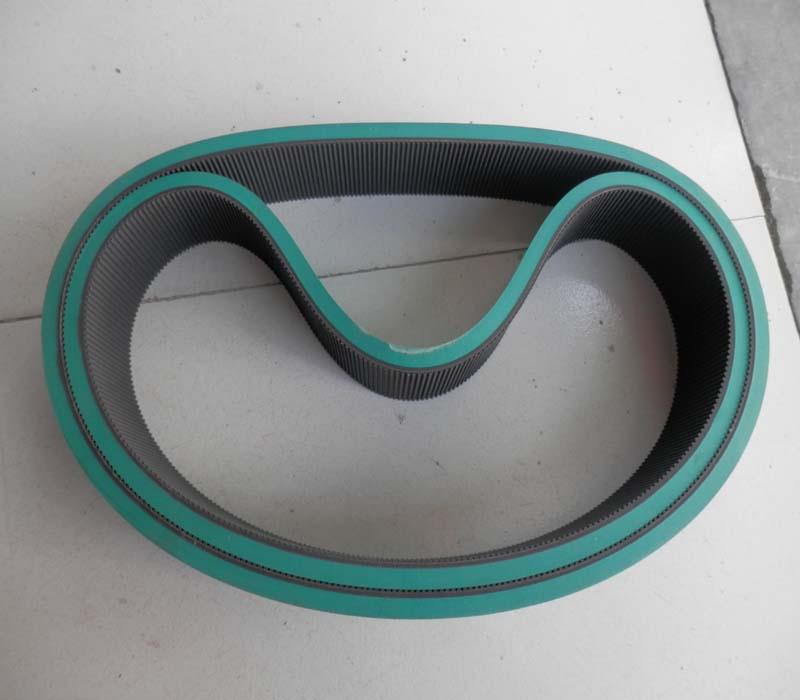 绿胶同步齿形带
