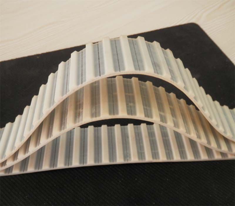 橡胶同步齿形带与聚氨酯同步带的区别