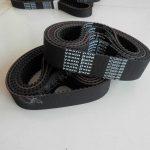 聚氨酯同步带和橡胶同步带之间的区别