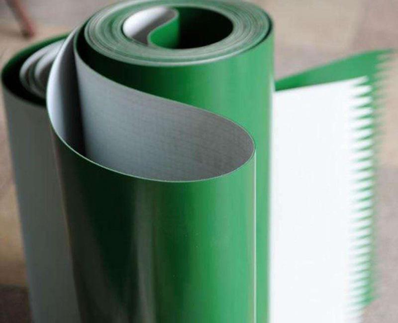 绿色输送带PVC