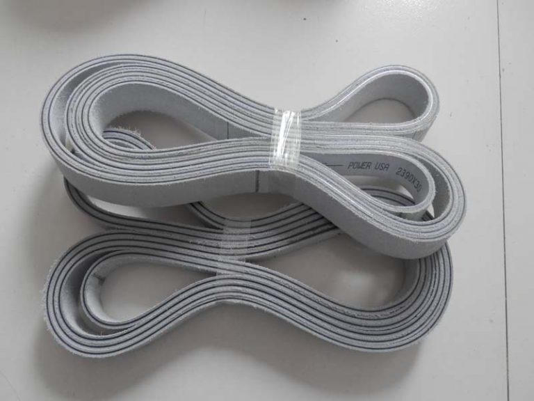 纺织牛皮带粗纱机专用