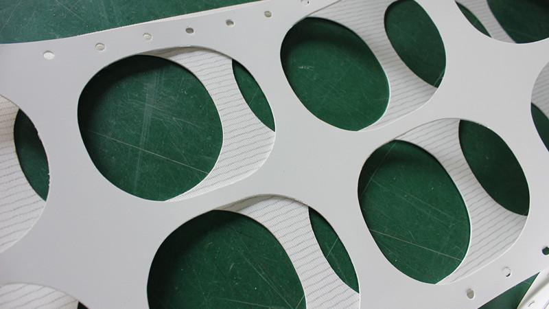 饺子机皮带是由什么组成的?
